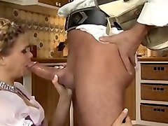 Anal, Maid, Black anal maids join couple, Xhamster.com
