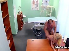 Doctor, Wife, Cheating wife hubby in the next room, Pornhub.com