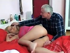Grandpa, Teen, Cute, Grandpa blowjob, Pornhub.com