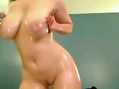 Oil, Strip, Gives me a lap dance in oil, Pornhub.com