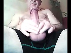 Grandpa, Big Cock, Two grandpas, Xhamster.com