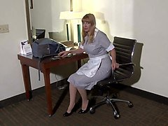 Maid, Hotel stockings mature, Xhamster.com