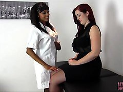 Bus, Doctor, Lesbian, Japan lesbian doctor and school girl, Xhamster.com
