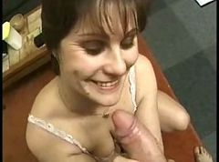 Hairy, French, Blond mature amateur wife interracial cuckold, Xhamster.com