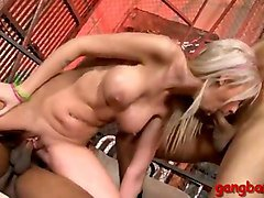 Bus, Blonde, Whore, Fapli.com