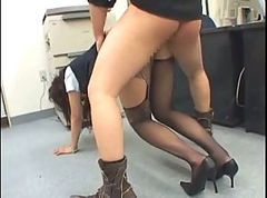 Office, Police, Office lady, Xhamster.com