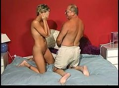 Old Man, Old man young lady, Xhamster.com