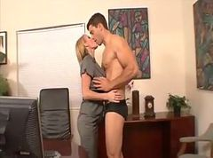 Office, Black angelica office anal, Tube8.com