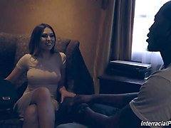 Hd, Beautiful girl spanked by her dad and friend, Sunporno.com