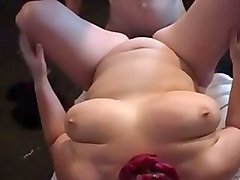 Wife, Wet, Fisting, Wife gets fucked by black bull as hubby watches, Mylust.com