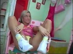 Teen, Teen fingering, Tube8.com