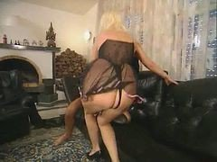 Anal, Casting, German, Stockings mature anal, Xhamster.com