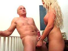 Teen, Old Man, Pretty and old man, Gotporn.com