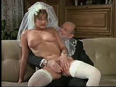 German, Bride, Wedding, Father cheat, Xhamster.com