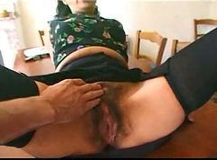 French, Maid, Maid caught boy jerking, Xhamster.com