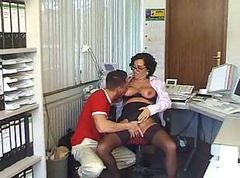 Office, Big tits office, Gotporn.com
