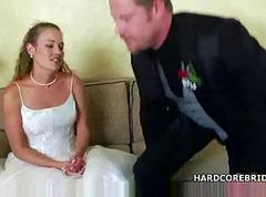 Wedding, Bride fucked, Tube8.com