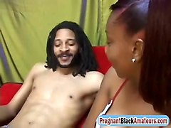 Ebony, Redhead, Fat belly fucks, Gotporn.com