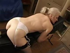 Blonde, French, French music video, Xhamster.com