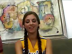 Audition, Cheerleader, Gay audition, Tube8.com