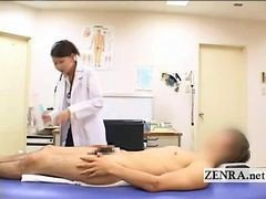 Asian, Penis, Doctor, Asian doctor and patients, Gotporn.com