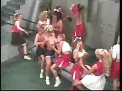 Orgy, Cheerleader, Cheerleader 4, Xhamster.com