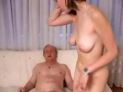 Teen, Old Man, Old man and boy, Gotporn.com