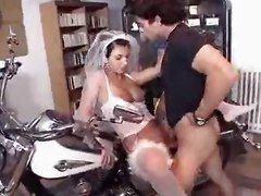 Husband, Bride, Wedding, Husband watch wife squirt, Xhamster.com