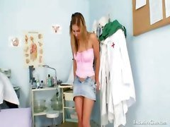 Doctor, Gyno, Teacher, Gyno anal exam, Pornhub.com