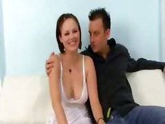 Wife, Behind The Scenes, Behind the scenes gangbang, Tube8.com