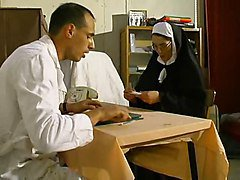 Nun, Fisting, Sinful nun depraved and fucked, Xhamster.com