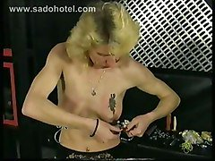 Nipples, German, Slave, Self german slave tit torture, Gotporn.com