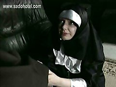 Nun, German, Ass, Solo nun with cross, Gotporn.com