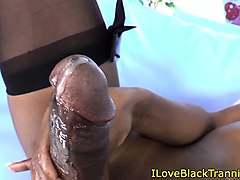 Black, Beauty, Masturbation, Solo black and ebony big tits, Nuvid.com