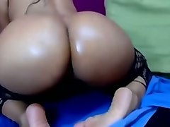 Amateur, Latina, Ass, Smoking amateur masturbation, Mylust.com
