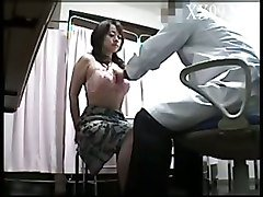 Doctor, Pragnent wife with doctor, Tube8.com