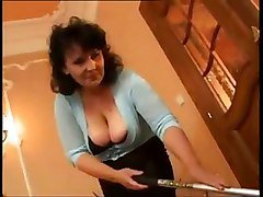 Italian, Threesome, Italian aunt seduces nephews, Tube8.com