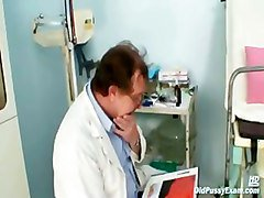 Teacher, Exam, Gyno clinic exam, Tube8.com