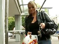 German, German girls out dogging and loving, Tube8.com