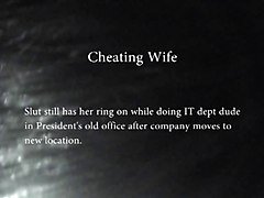 Office, Wife, Cheating, Cheat on hubby, Xhamster.com