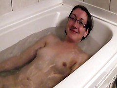 Bath, Sara bubble bath, Xhamster.com
