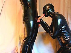 Latex, Cumshot, Full hd latex femdom, Txxx.com