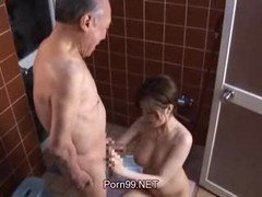 Old Man, Old man with big cock, Xhamster.com