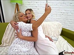 Blonde, Teen, Homemade granny masturbated compilation, Gotporn.com