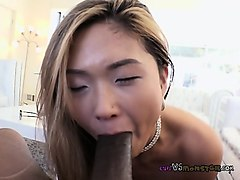 Black, Babe, Mom loves sucking black cock, Nuvid.com