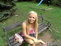 Blonde, Public, Family sex farm, Gotporn.com