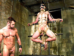 Slave, Black shemal and girl and boy, Txxx.com