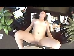 Office, Creampie, Sex toys in action, Txxx.com