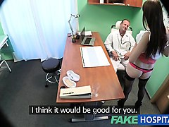 Doctor, Doctor fucks patient in the ass hard, Nuvid.com