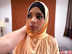 Arab, Teen, Picked up pregnant girle for cash, Gotporn.com